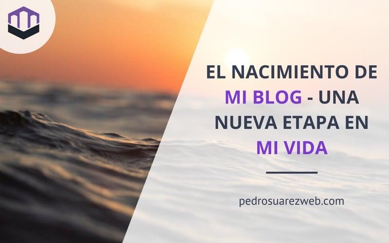 Nace Mi Blog