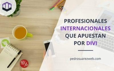 7 freelancers y agencias internacionales que apuestas por Divi para diseñar blogs de éxito