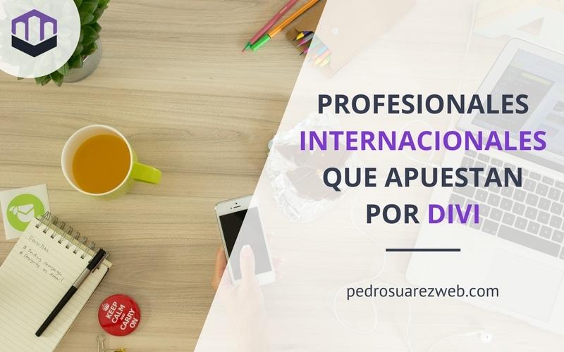 Profesionales Internacionales Divi