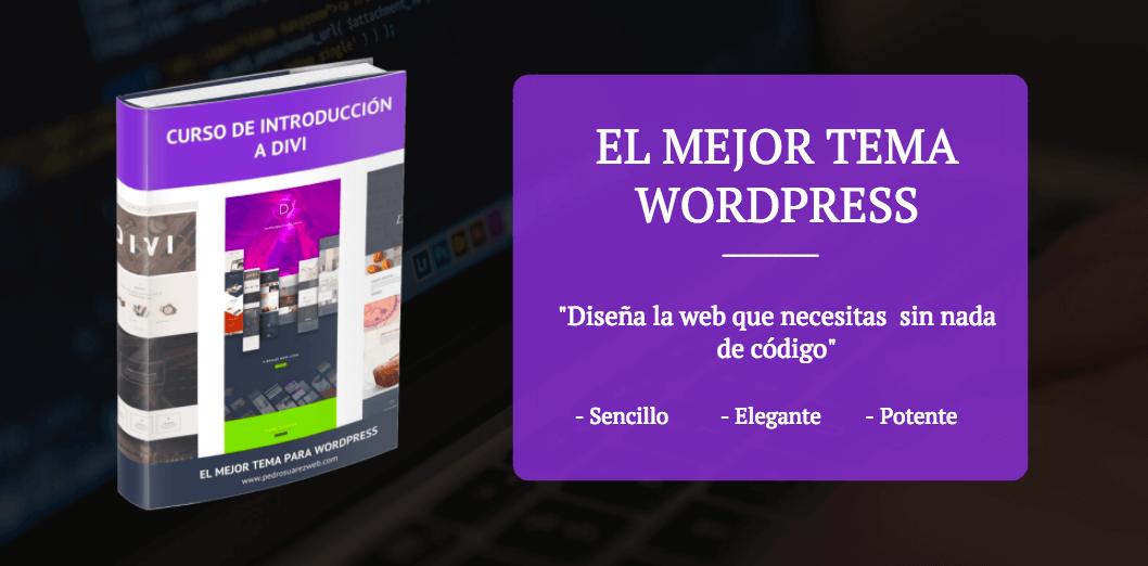 Mega guía en castellano sobre Divi curso gratuito de introducción a Divi