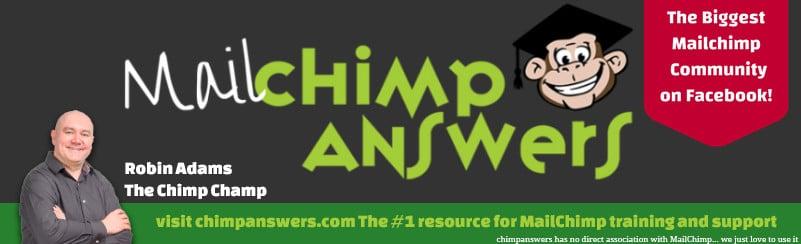 Grupos Facebook Diseño Web Mailchimp Answers