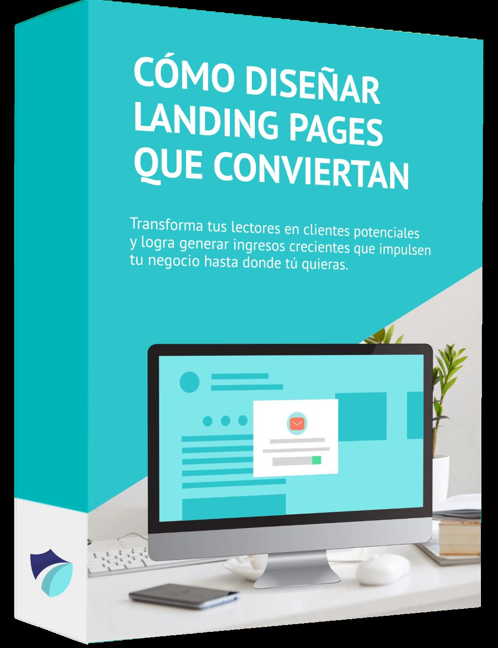 Curso Diseña Landing Pages Que Conviertan