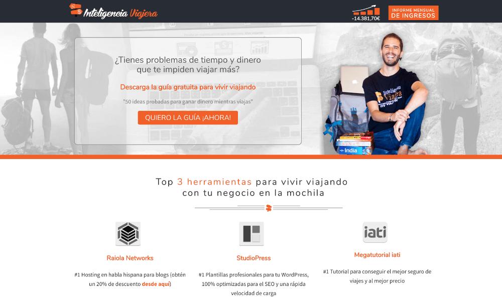 Curso Diseña Landing Pages Que Conviertan - Visitas